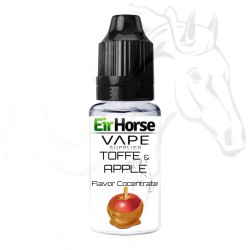 Eirhorse Toffee & Apple Flavour Concentrate 10ml