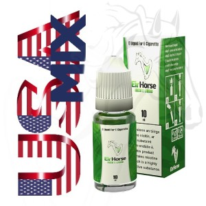 E Liquid EirHorse USA Mix