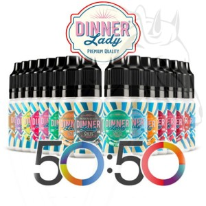 Dinner Lady 10 ml - All Flavors