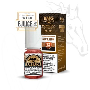 BMG Kingship 10ML 50/50 All Flavours