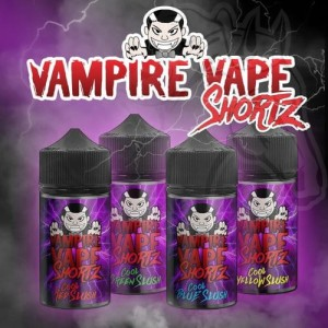 Vampire Vape 50ml Shotrz