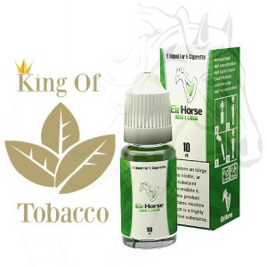 King Of Tobacco E Liquid EirHorse
